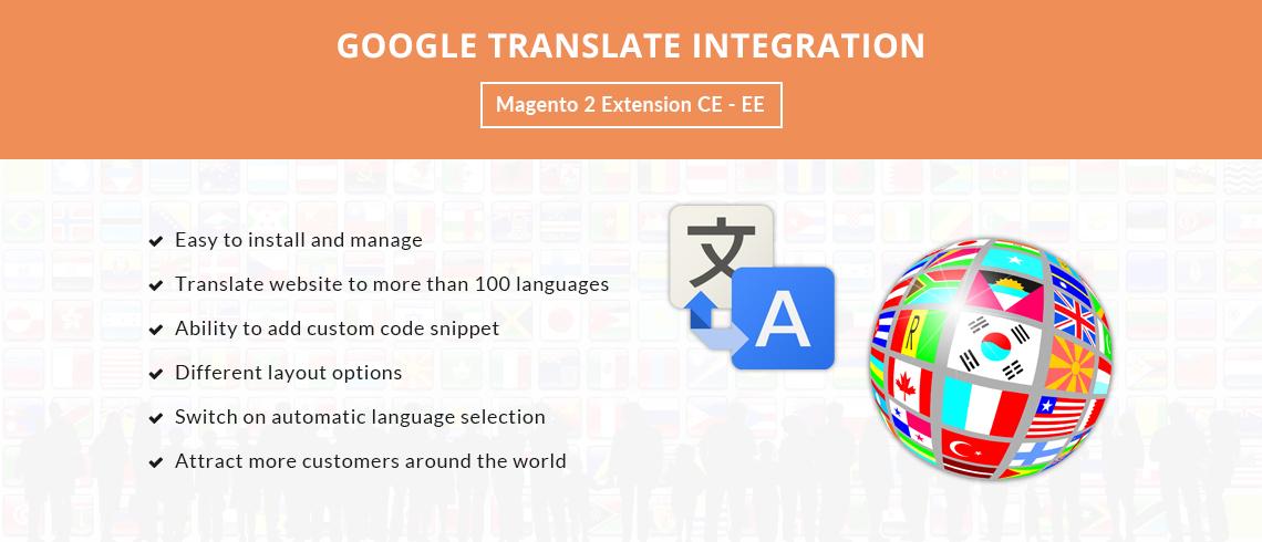 Google Translate Integration – Magento 2 Extension