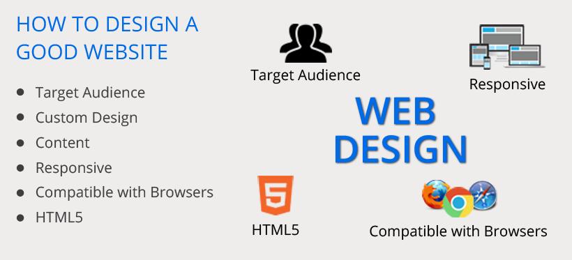 How To Design A Good Website?