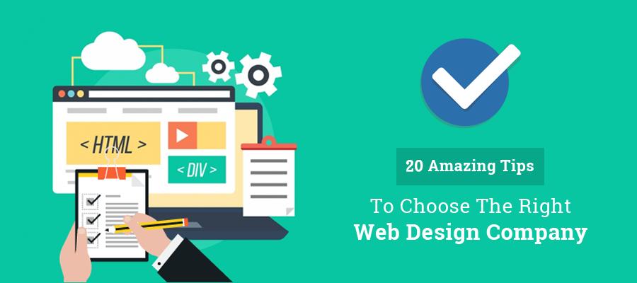 Choose Right Web Design Company