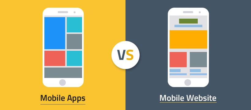 Mobile Website Over Mobile Apps