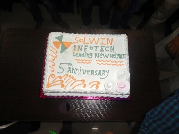 5th Anniversary Celebration Day