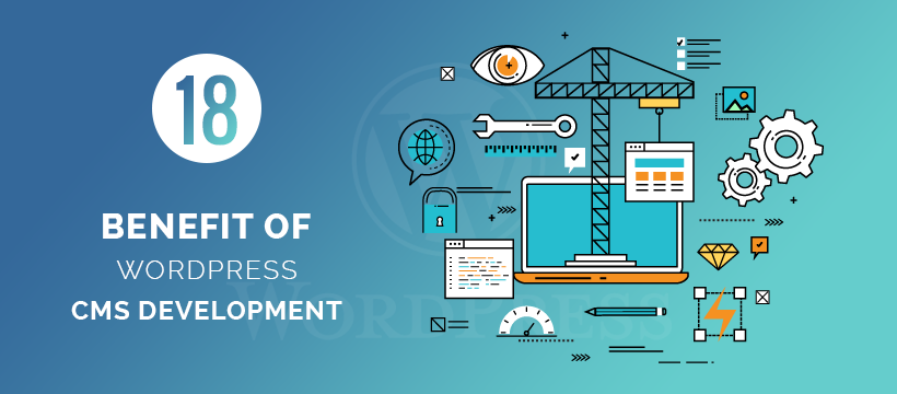 benefit of wordpress cms development