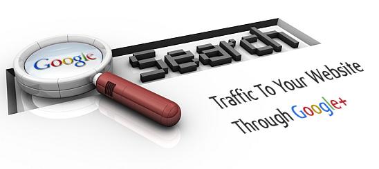 Google+ Traffic