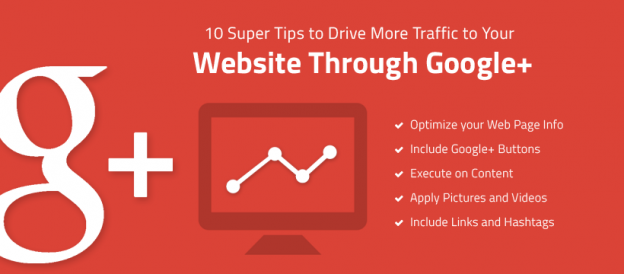 Traffic to Your Website Through Google+