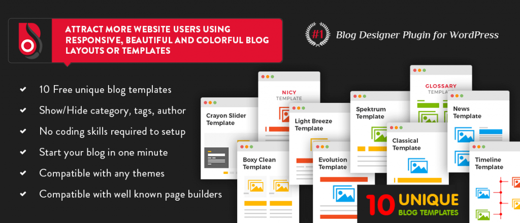 Blog Designer Lite