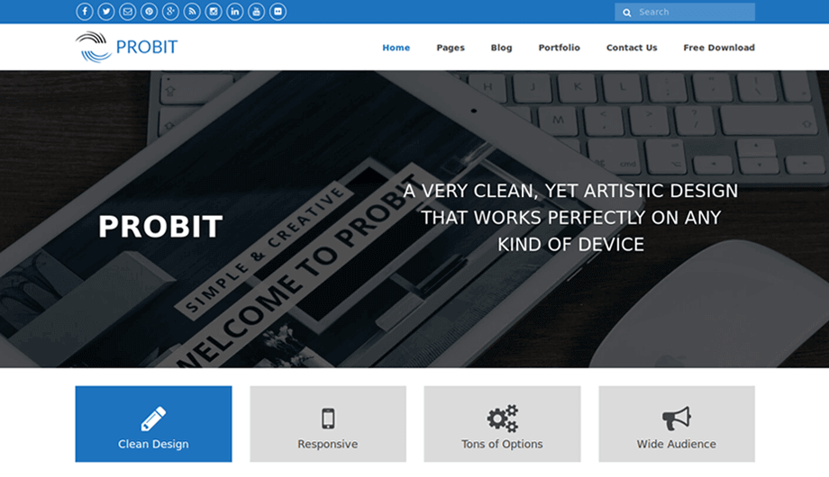 Probit – HomePage