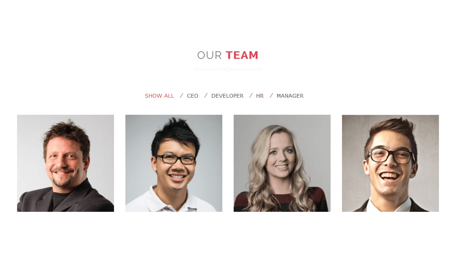 Veriyas – Our Team