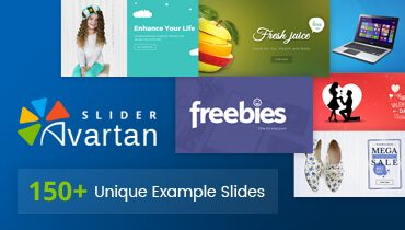 Avartan Slider - Response WordPress Slider Plugin