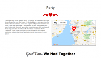 TwoGether – Party Section