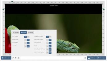 Avartan Slider – Edit Video Element