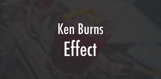 Ken Burns Animation