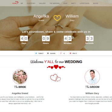 Twogether WordPress Theme