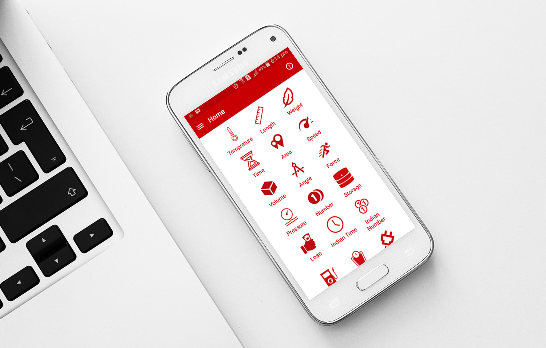 Unit Converter Advance - Android App