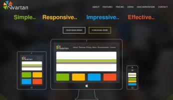 Avartan Slider Plugin – Responsive Presentation Slide