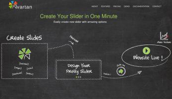 Avartan Slider Plugin – Quick Create