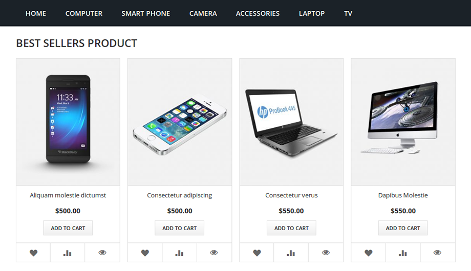 Best Sellers Products – Magento 2 Extensions – Homepage
