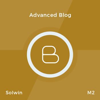 Advanced Blog - Magento 2 Blog Extension