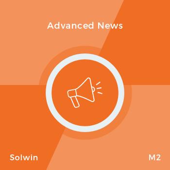 Advanced News - Magento 2 Extension
