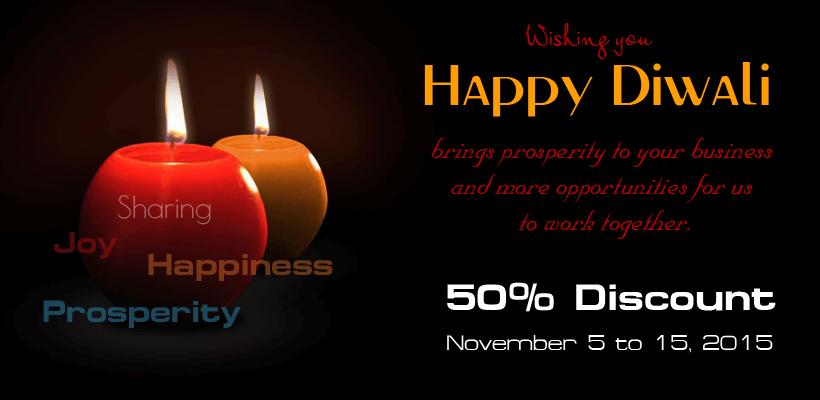 Diwali Dhamaka Deals 2015