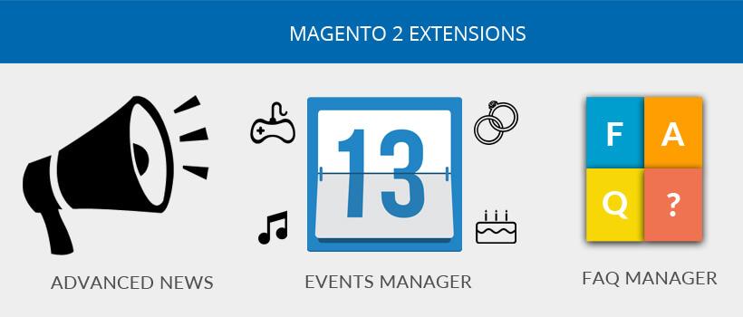 Magneto 2 Extensions Trio