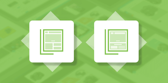 Kosmic 2 Homepage Layouts Features