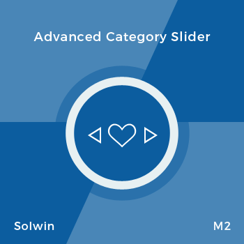 Advanced Category Slider - Magento 2 Extension