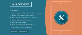 Our Services – Magento 2 Extension