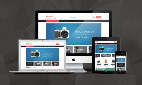 Shoptica Magento 2 Theme Fully Responsive