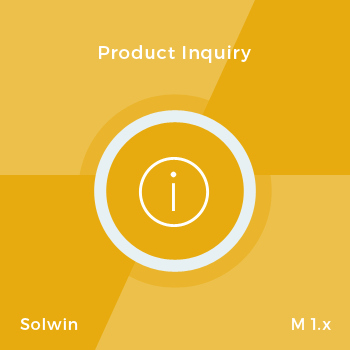 Product Inquiry – Extension for Magento