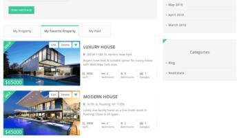 RealEstaty – Agent Favourite Property