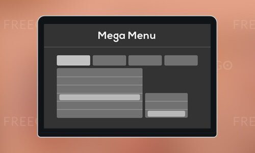 Mega Menu - Magento 2 Extension