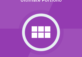 Ultimate Portfolio - Magento 2 Portfolio Extension