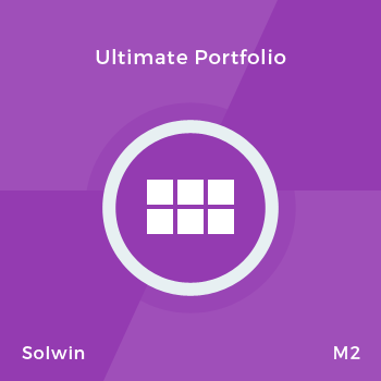 Ultimate Portfolio - Magento 2 Portfolio Extension