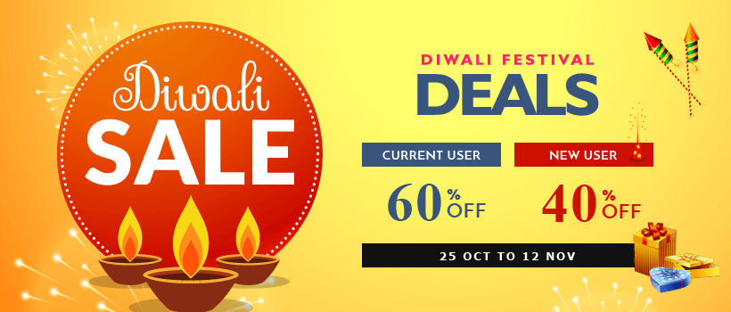 Diwali Offer at Solwin Infotech