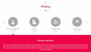 TwoGether Pro – Wedding Program