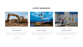 Real Construction – Latest Blog