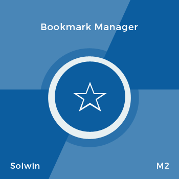 Bookmark Manager - Magento 2 Extension