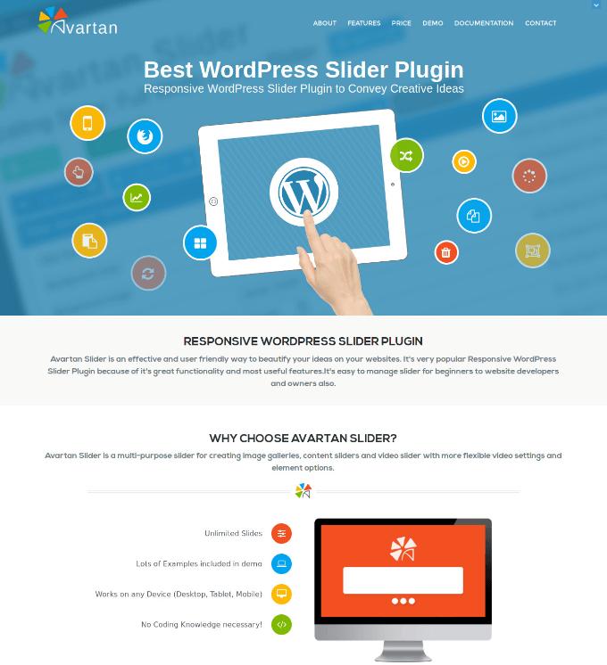 Well Designed Website