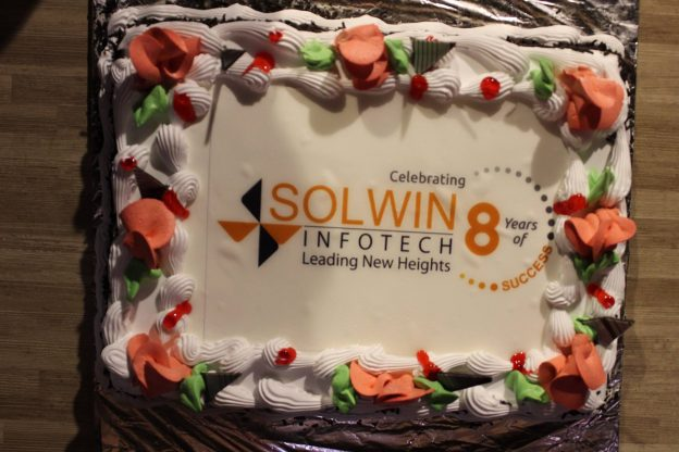Solwin Infotech 8th Year Anniversary