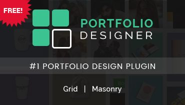 Portfolio Designer Lite WordPress Plugin