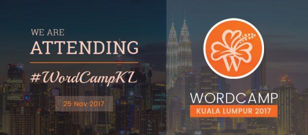 Attending WordCamp KL 2017