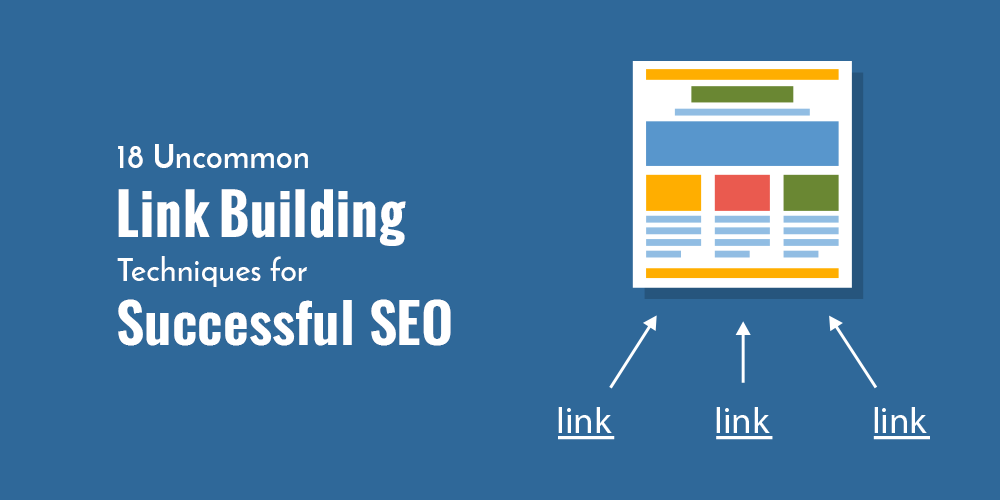 Link Building Techniques for 2019