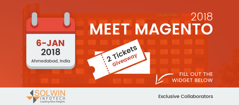 2 FREE Tickets Giveaway To Meet Magento India 2018