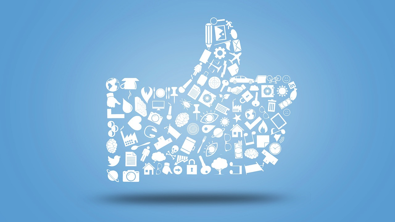 Social Media-friendly Theme