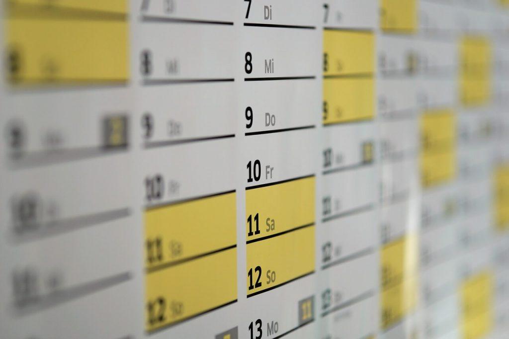 Same Schedule