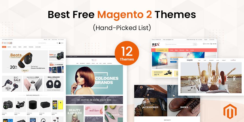 Free Magento 2 Themes
