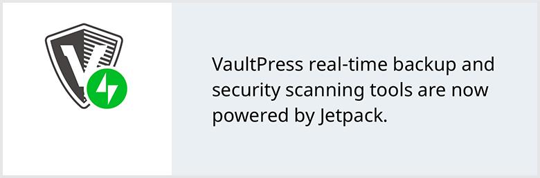 VaultPress WordPress Plugin