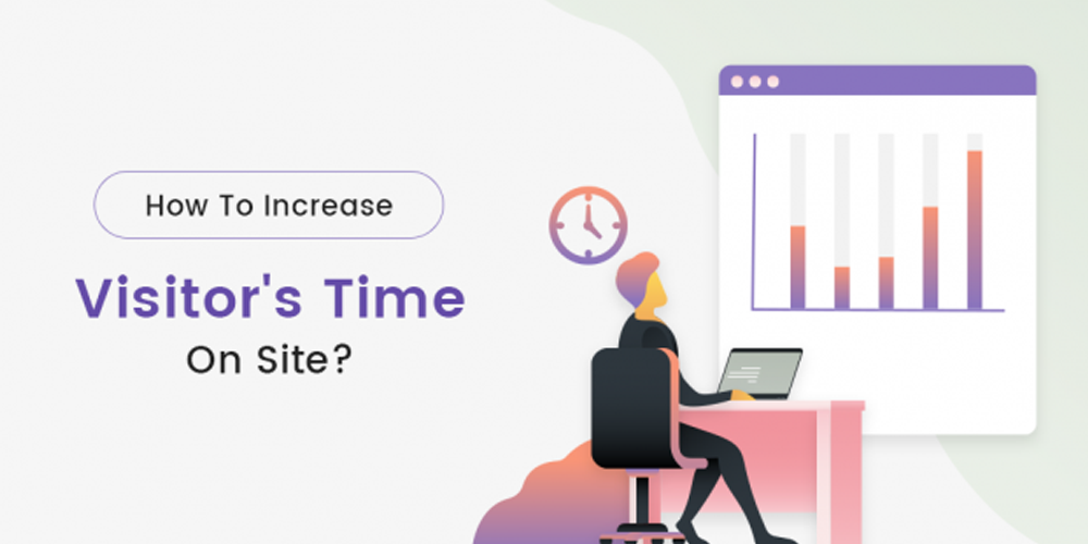 how to increase visitors time