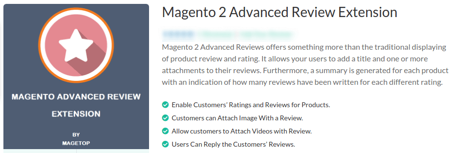Magento_2_Advanced_Review_Extension