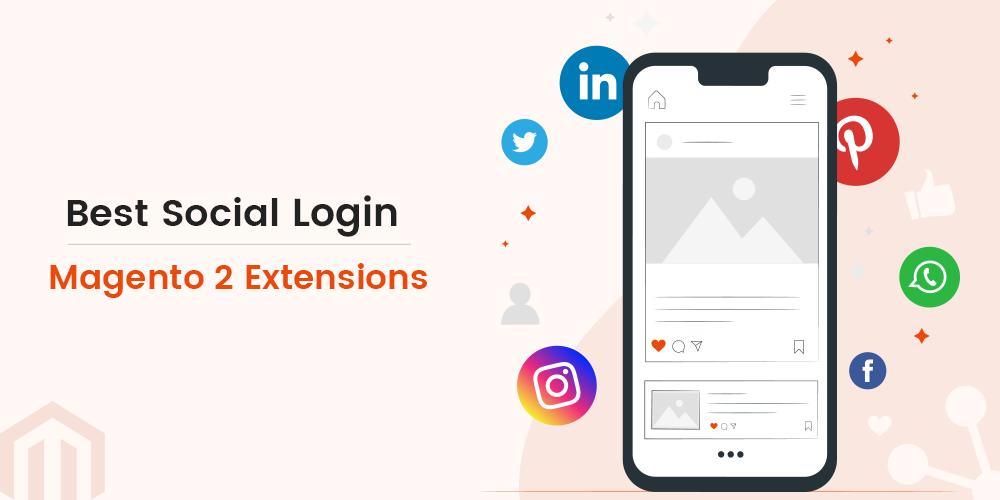 Magento 2 Social Login Extensions